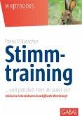 Stimmtraining (eBook, ePUB)