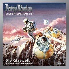 Die Glaswelt / Perry Rhodan Silberedition Bd.98 (MP3-Download) - Voltz, William; Ewers, H. G.; Kneifel, Hans; Mahr, Kurt; Darlton, Clark