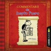 Commentarii de Inepto Puero - Gregs Tagebuch auf Latein (MP3-Download)