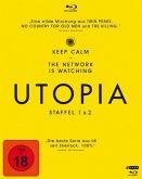 Utopia - Staffel 1 und 2 BLU-RAY Box