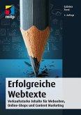 Erfolgreiche Webtexte (eBook, PDF)