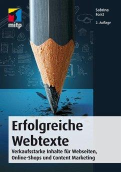 Erfolgreiche Webtexte (eBook, ePUB) - Forst, Sabrina