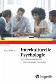 Interkulturelle Psychologie (eBook, PDF)