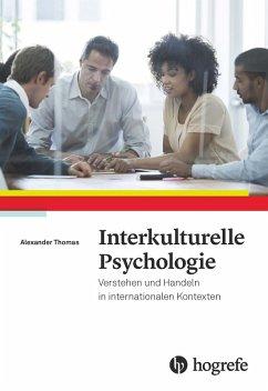 Interkulturelle Psychologie (eBook, PDF) - Thomas, Alexander
