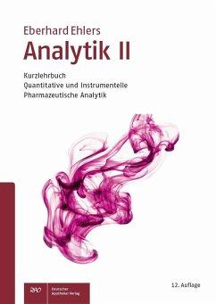 Analytik II - Kurzlehrbuch (eBook, PDF) - Ehlers, Eberhard