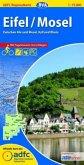 ADFC-Regionalkarte Eifel/ Mosel mit Tagestouren-Vorschlägen, 1:75.000, reiß- und wetterfest, GPS-Tracks Download