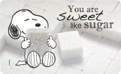 United Labels 0121738 - Peanuts, Frühstücksbrettchen Snoopy -