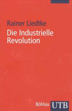 Die Industrielle Revolution (eBook, ePUB) - Liedtke, Rainer