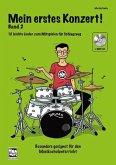 Mein erstes Konzert!, für Schlagzeug, m. 1 MP3-CD