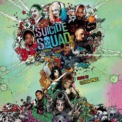 Suicide Squad/Ost Score - Price,Steven