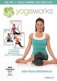 Yogaworks - Der Yoga-Dreierpack (3 Discs)
