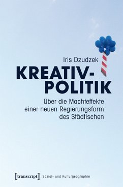 Kreativpolitik (eBook, PDF) - Dzudzek, Iris