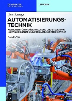 Automatisierungstechnik (eBook, PDF) - Lunze, Jan