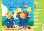 ZOE & THEO malen im Kindergarten (Multilingual!). 3er-Band Nr. 1