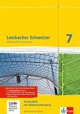 Lambacher Schweizer. 7. Schuljahr. Arbeitsheft plus Lösungsheft und Lernsoftware. Baden-Württemberg