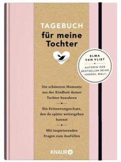 Tagebuch für meine Tochter - Vliet, Elma van