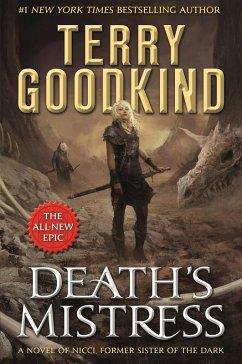 Death's Mistress (eBook, ePUB) - Goodkind, Terry