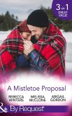 A Mistletoe Proposal: Marry Me under the Mistletoe / A Little Bit of Holiday Magic / Christmas Magic in Heatherdale (Mills & Boon By Request) (eBook, ePUB)
