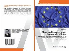 Steuerwettbewerb in der Europäischen Union