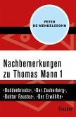 Nachbemerkungen zu Thomas Mann (1) (eBook, ePUB)