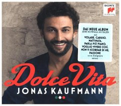 Dolce Vita (Deluxe Edition) - Kaufmann,J./Orch.Teatro Massimo Palermo/Fisch,A.