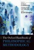 The Oxford Handbook of Philosophical Methodology (eBook, ePUB)