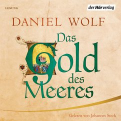 Das Gold des Meeres / Fleury Bd.3 (MP3-Download) - Wolf, Daniel
