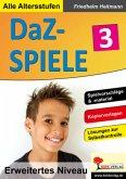 DaZ-Spiele in drei Niveaustufen 3. Erweitertes Niveau