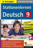 Stationenlernen Deutsch / Klasse 9