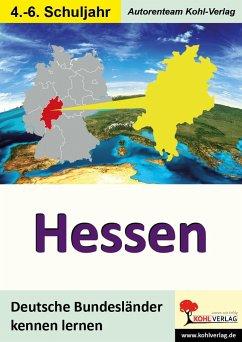 Deutsche Bundesländer kennen lernen. Hessen