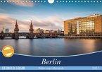 Berlin - Bilder einer Metropole (Wandkalender 2017 DIN A4 quer)
