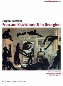 Frau am Klavichord / In Georgien (2 Discs)
