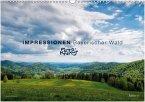 IMPRESSIONEN Bayerischer Wald (Wandkalender 2017 DIN A3 quer)