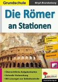 Die Römer an Stationen