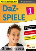 DaZ-Spiele in drei Niveaustufen 1. Grundniveau