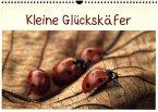 Kleine Glückskäfer (Wandkalender 2017 DIN A3 quer)