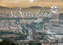 9783665382698 - Gerlach, Ingo: Emotionale Momente: Barcelona. (Wandkalender 2017 DIN A4 quer) - Bok