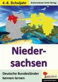 Deutsche Bundesländer kennen lernen. Niedersachsen
