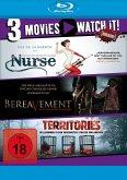 Nurse, Bereavement, Territories Bluray Box