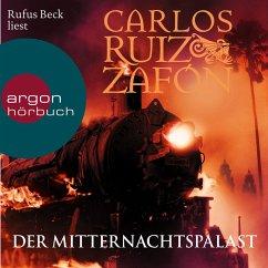 Der Mitternachtspalast (Ungekürzte Lesung) (MP3-Download) - Zafón, Carlos Ruiz