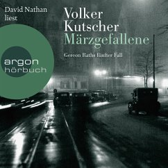 Märzgefallene / Kommissar Gereon Rath Bd.5 (MP3-Download) - Kutscher, Volker