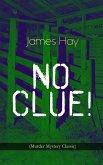 NO CLUE! (Murder Mystery Classic) (eBook, ePUB)