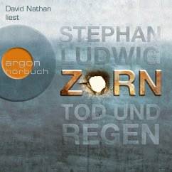 Zorn - Tod und Regen / Hauptkommissar Claudius Zorn Bd.1 (Autorisierte Lesefassung) (MP3-Download) - Ludwig, Stephan