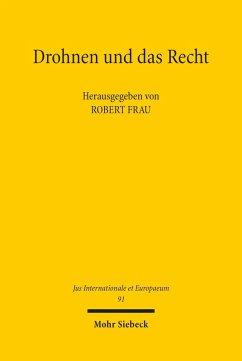 Drohnen und das Recht (eBook, PDF)