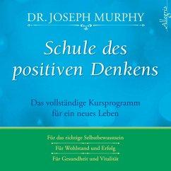 Schule des positiven Denkens, 3 Audio-CDs - Murphy, Joseph