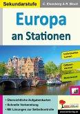 Europa an Stationen / Sekundarstufe