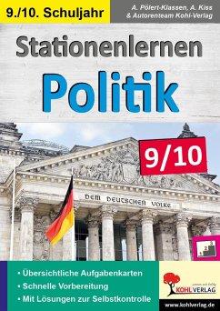Stationenlernen Politik / Klasse 9-10