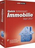 QuickImmobilie Start 2017, CD-ROM