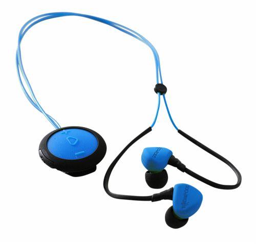 boompods sport kopfh rer race in ear kopfh rer blau. Black Bedroom Furniture Sets. Home Design Ideas