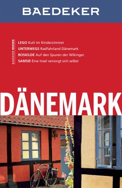 Baedeker Reiseführer Dänemark (eBook, PDF)